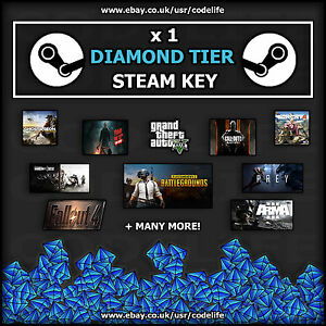 Premium-Random-Steam-Key-Guaranteed-29-99-GAME-DIAMOND-TIER-SALE