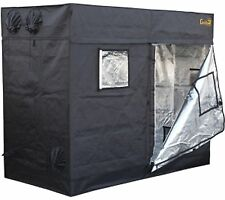 Gorilla Grow Tent Lite Line 4u0027 x 8u0027 Hydroponic Greenhouse Garden Room | GGTLT48 & Gorilla Grow Tent Lite Line 4 X 8 Hydroponic Greenhouse Garden ...