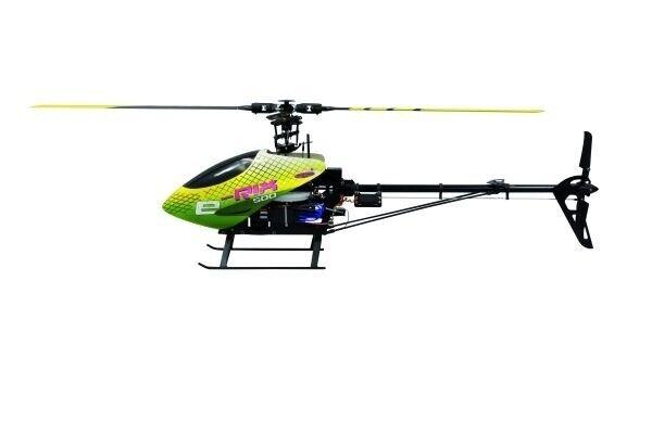Jamara 031553 - E-Rix 500cc RTF Gas Izquierda - Nuevo