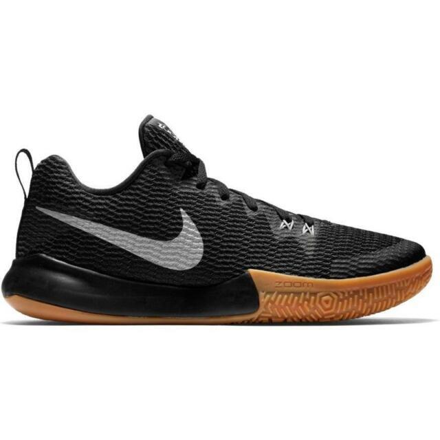 4bed3199d3ea Nike Zoom Live II Black Reflect Silver Basketball ( Ah7566 001 ...