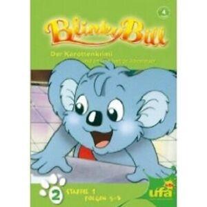 BLINKY BILL STAFFEL 1 (FOLGE 5-8) DVD ZEICHENTRICK NEU