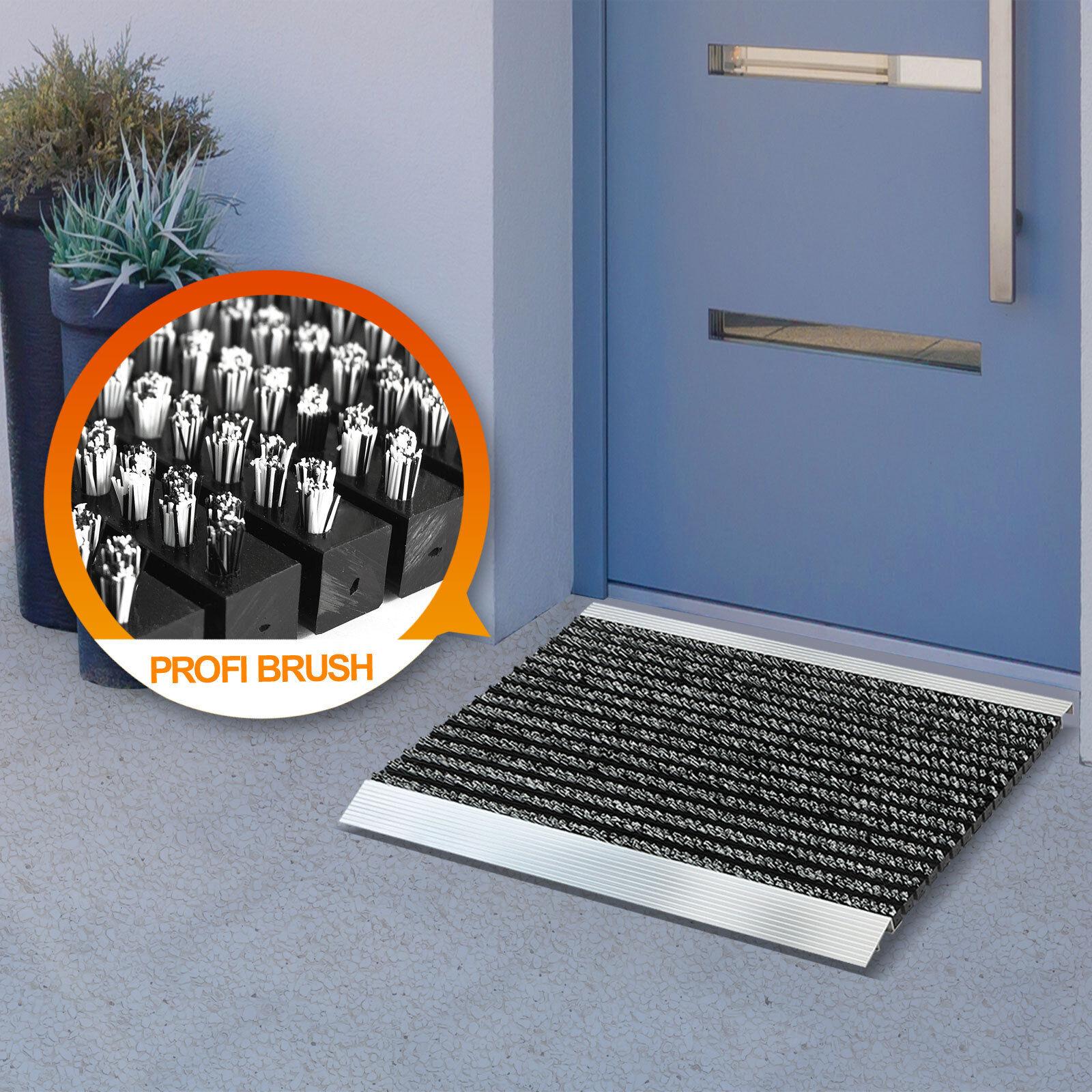 Profi Brush Design Fußmatte Türmatte Fussabtreter Eingangsmatte Eingangsmatte Eingangsmatte Fussmatten BW 25f95a
