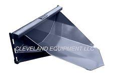 New Hd Tree Spade Attachment Skid Steer Loader Utility Bucket Takeuchi Volvo Jcb