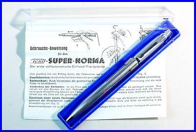 Der Perfekte Vier Farben Bleistift Fend Super Norma Edelstahl & Chrome 1,18 Online Rabatt