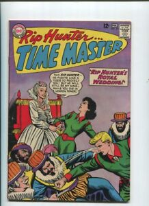 RIP-HUNTER-TIME-MASTER-24-DC-Rip-HUNTER-039-S-Royal-WEDDING-FN