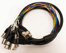Lynx Studio Technology CBL-AES1604 AES16 / AES16e Cable 6' Male / Female XLR