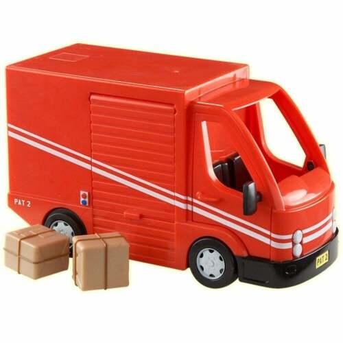 Postman Pat Special Delivery Service Vehicles Pat/'s Large SDS Van /& Parcels