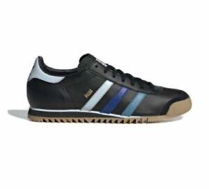 Details about Adidas ORIGINALS Mens ROM Core Black Trainers Shoes / Size 8.5 UK / BNWT