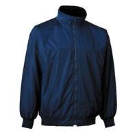 Illuminite Reflective Ems Storm Jacket Mens Workwear - Navy