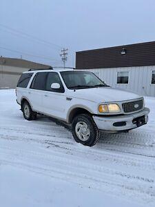 1997 Ford Expedition eddie bauer