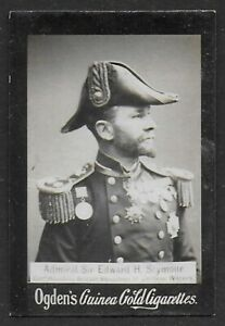 Ogden-039-s-ADMIRAL-SIR-EDWARD-H-SEYMOUR-commander-in-China-Cigarettes-Card