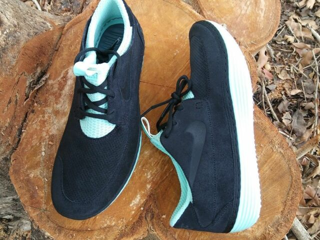 49ef152f NIKE SOLARSOFT MOCCASIN MEN'S CASUAL SPORT SHOES RUNNERS 599817 003 Sz 9