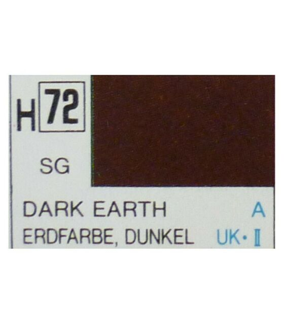 DARK EARTH SEMI-GLOSS ml 10 Pz.6