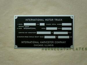 Images of Navistar International Vin Decoder - #rock-cafe