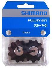 SHIMANO TIAGRA RD4700 10 F FAHRRAD SCHALTWERK SCHALTRÖLLCHEN JOCKEY WHEEL PULLEY