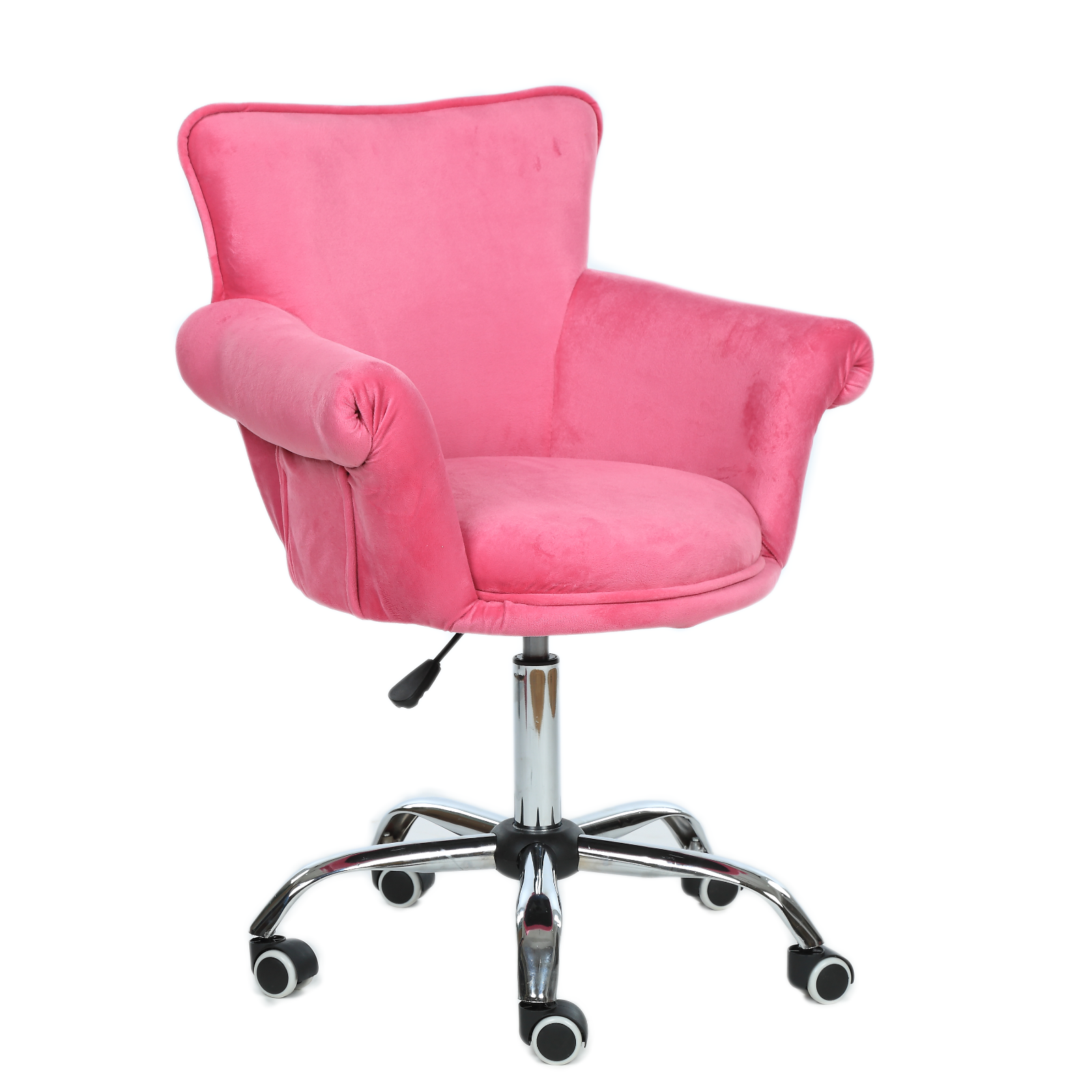 Microfiber Beauty Nail Salon Chair Bar stool Spa Vanity Seat