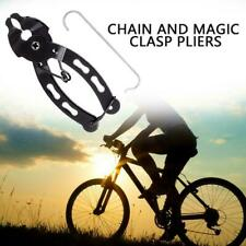 Bicycle Chain Quick Pliers Link Clamp MTB Bike Magic Black Removal Tools K1G2
