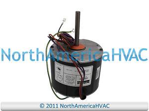 Details about Trane American Standard Condenser FAN MOTOR 1/6 HP 200-230v  D155821P01 MOT13209