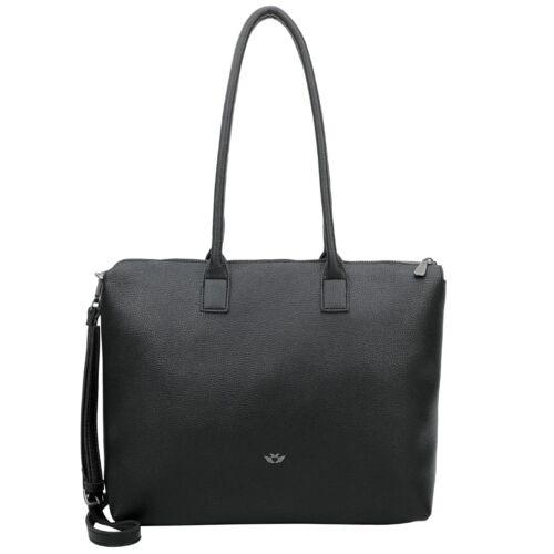 Fritzi aus Preußen Caja Richmo Tasche Damen Handtasche Shopper black 192614-0001