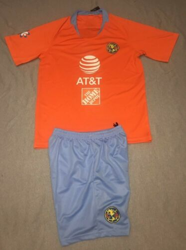 Lot 16 Mexican Soccer Uniforms Jersey Shorts Only For 18-19  $16.00 Per Set
