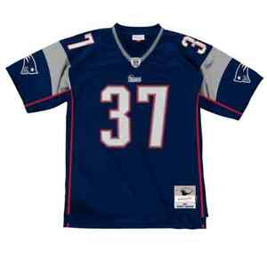 Details about Mitchell & Ness Rodney Harrison #37 New England Patriots NFL Replica Jersey
