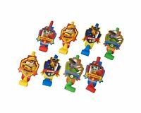 Paw Patrol Party Blowers (8 Pack) 1 Free Shipping