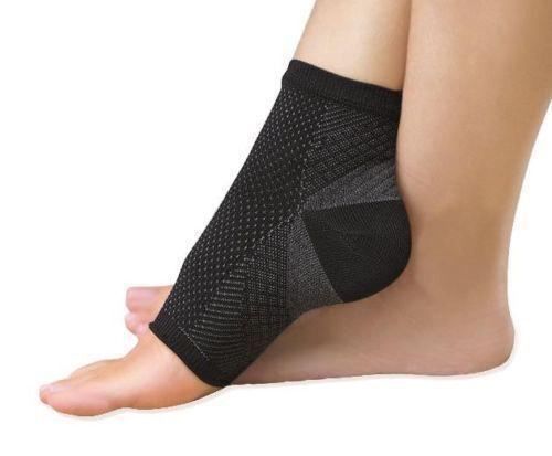 Nouveau pied Angel Compression Chaussettes Anti fatigue Chaussettes de Yoga Sport Réduire l/'inflammation