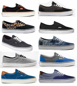 d5e689431b VANS SHOES ERA FREE POST US SIZES EXP POST OPTION AUS SELLER KINGPIN ...