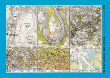 Peddinghaus 1/35 Real Road Maps of Germany and Occupied Lands WWII ...