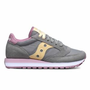 Dettagli su Scarpe Donna Saucony Jazz Original Estate 2019 Originali 100% 1044515 Sneakers