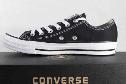 Converse Textile lin All Basket Lacets Neuf Star Chaussure Noir zqfzwarOx