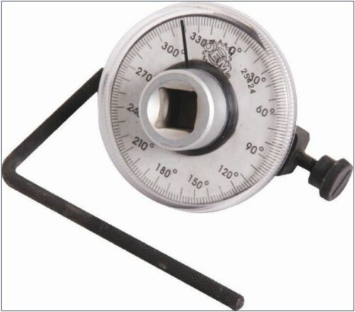 "Torque Angle Gauge 1//2/"" Additional Angle Movement After Torque Loading N008183"
