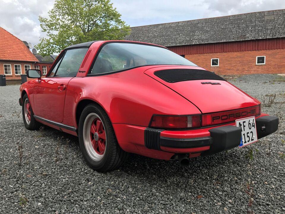 Porsche 911, 3,0 S/C, Benzin