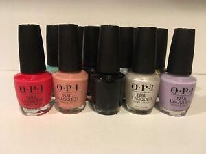 Image is loading OPI-Nail-Polish-0-5-oz-Many-Colors-