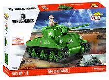 World of Tanks A34 Comet COBI 3014-530 bricks