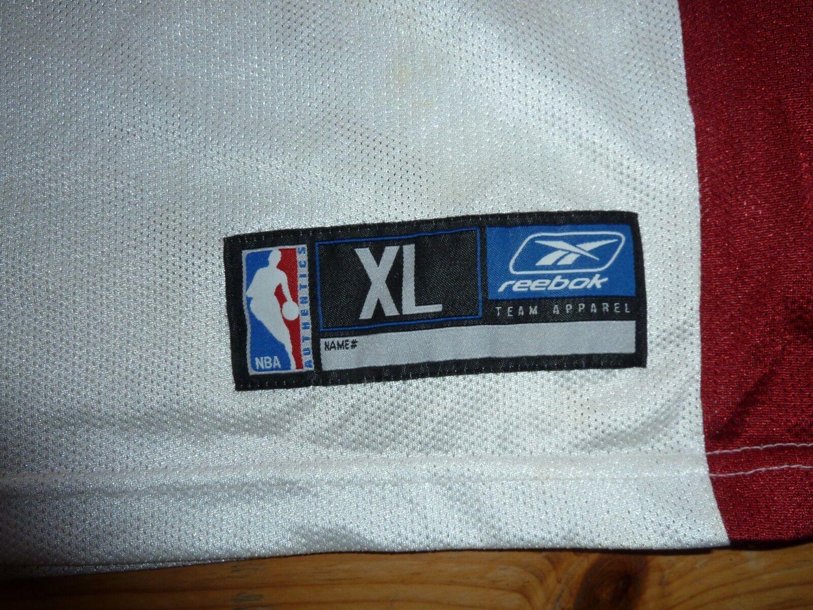 TAMAÑO  XL Original Original Original Cavaliers James NBA Camiseta Baloncesto Reebok 979b9c