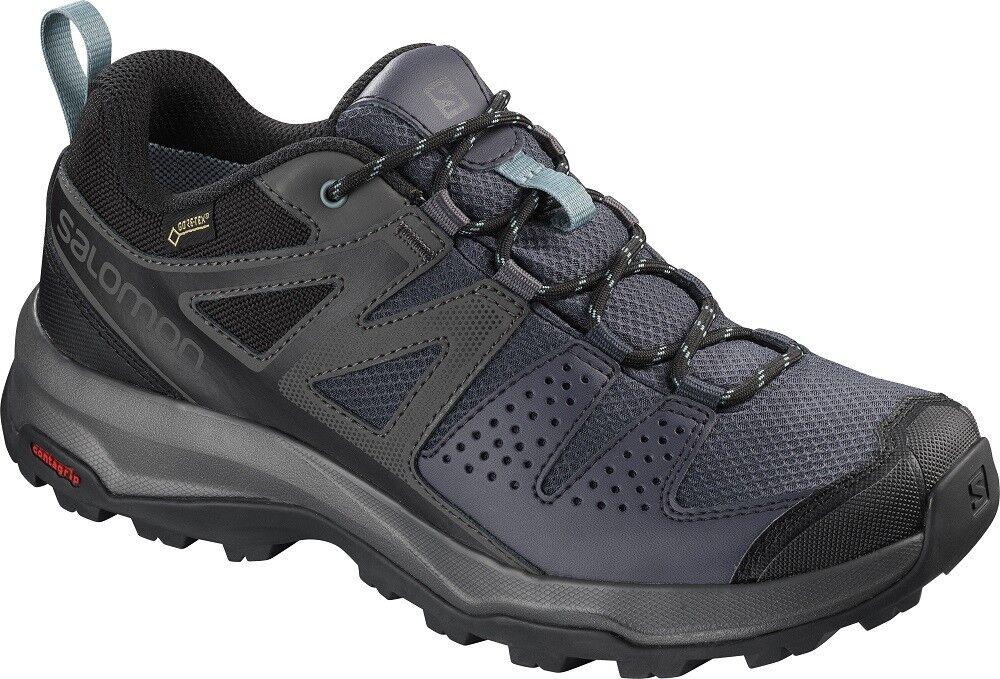 SALOMON X Radiant Gore-Tex L404841 Outdoor Hiking Trekking Trainers Chaussures Femme