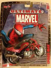 Triumph 955i RS Spider Man motorcycle 1/18 955 i 955iRS Ultimate Marvel Maisto