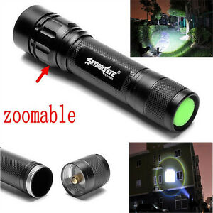 Zoomable-Focus-20000LM-3-Modes-LED-T6-Hiking-Flashlight-18650-Mini-Torch-Lamp
