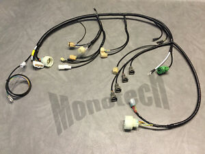 wiring harness for 91 honda civic wiring diagram detaileddpfi to mpfi engine harness conversion for 88 91 honda civic honda civic transmission oil cooler wiring harness for 91 honda civic