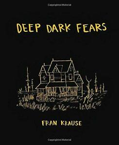 Deep-Dark-Fears-1-by-Fran-Krause-NEW-Book-Hardcover-FREE-amp-Fast-Delivery