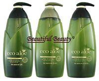 Somang Eco Aloe Vera Hair Shampoo, Conditioner & Treatment (danahan) (rosee)
