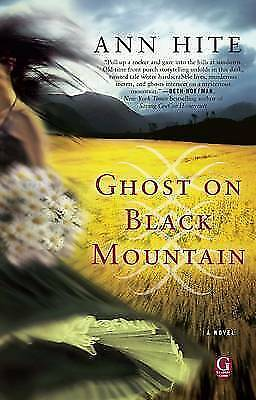 Ghost on Black Mountain-ExLibrary