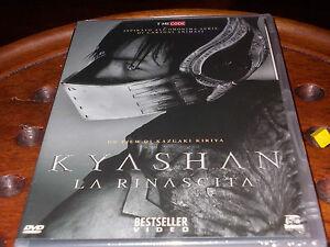 Kyashan-La-rinascita-2004-Dts-Dvd-Nuovo