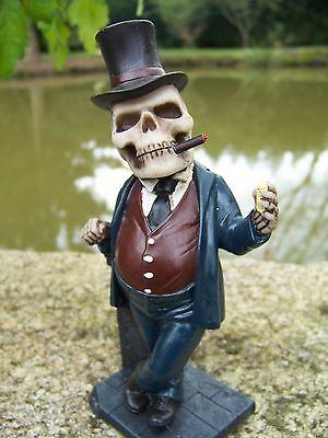 65666v Figurine Homme D Affaire Squelette Heroic Fantasy Gothique 30% Buoni Compagni Per Bambini E Adulti