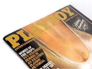 Playboy-January-1982-VF-Playmate-Kimberly-McArthur-George-Carlin-Interview