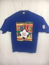 322ee45167b item 5 Vintage USA World Cup 1994 Soccer T-Shirt FIFA Futbol XL Men s -Vintage  USA World Cup 1994 Soccer T-Shirt FIFA Futbol XL Men s