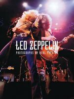 Led Zeppelin The Neal Preston Collection Book 000335139