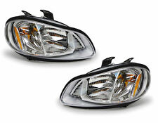 Freightliner M-2 Headlights 2002-2014 Left & Right Pair   Headlamp Set- Best Q&$