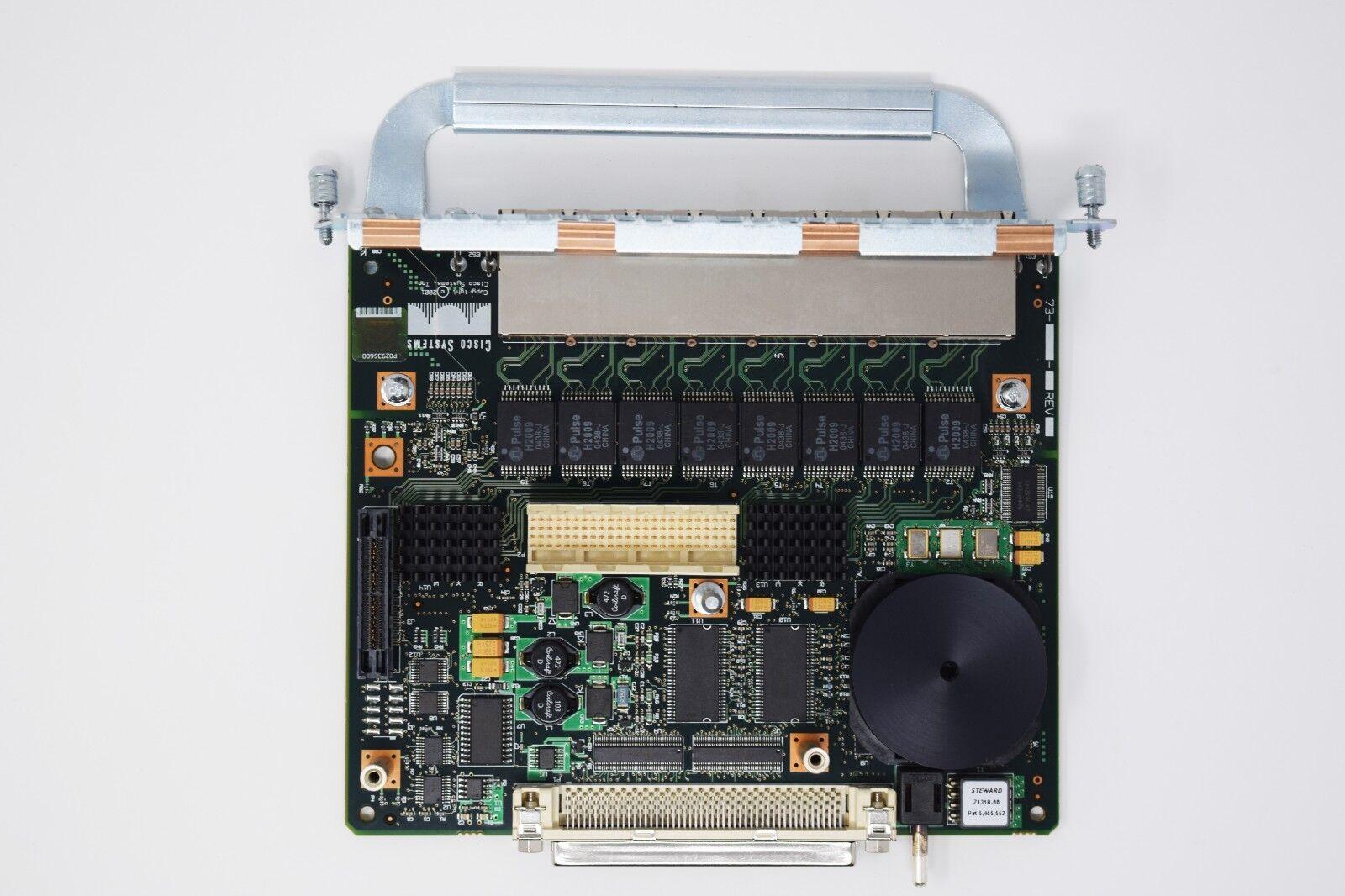 Cisco NM-16ESW 16-Port 100Mbps Ethernet Switch
